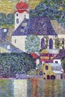 St Wolfgang Church Fine Art Print