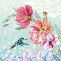 Evening Garden II Fine Art Print