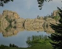 Sylvan Lake 1, SD Fine Art Print