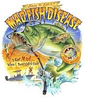 Mad Fish Fine Art Print