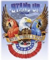 Stand Up Fine Art Print