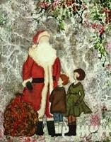 A Christmas Memory Fine Art Print