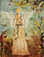 Angel of Autumn Fine Art Print