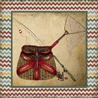 Wilderness Lodge-Q4-B Fine Art Print