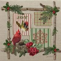 Country Christmas 2 Framed Print