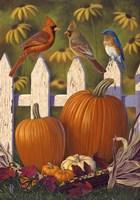 Autumn Harvest Fine Art Print