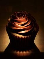 Chocolate Cupcake Fine Art Print