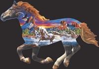 The Horse Fine Art Print
