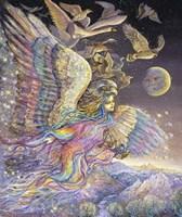 Ariels Flight Fine Art Print