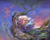 Birth Of A Unicorn Fine Art Print
