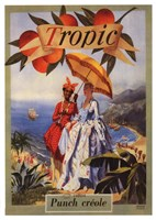 """Tropic Punch Creole by Clemente Micarelli - 6"""" x 8"""" - $9.99"""