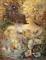 Crystal Of Enchantment Fine Art Print