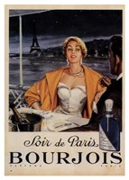 """Soir de Paris Bourjois by Clemente Micarelli - 6"""" x 8"""""""