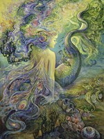 Mer Fairy Fine Art Print