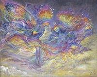 Rainbow Fairies Fine Art Print
