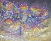 Rainbow Fairies Fine Art Print