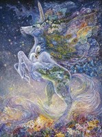 Soul Of A Unicorn Fine Art Print