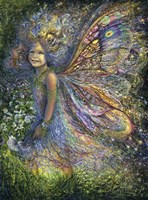 The Wood Fairy Fine Art Print