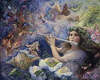 Enchanted Flute Fine Art Print