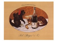"""Champagne by Clemente Micarelli - 8"""" x 6"""""""