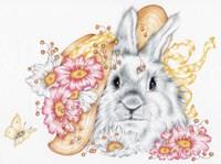 Pretty Ears Fine Art Print