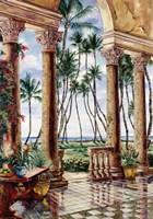 Paradise Palms Fine Art Print