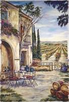 Quinta House 2 Fine Art Print