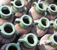 Clay Pots Fine Art Print