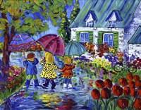 Amazing Family Ties Fine Art Print