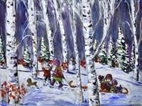 Beautiful Winter Fine Art Print