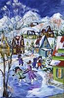 Winter Attire Fine Art Print