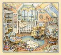 Baby's Room Fine Art Print
