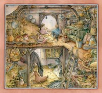 Barntime Fine Art Print