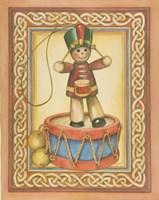 Drummer Boy Fine Art Print