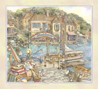 Island Express Fine Art Print