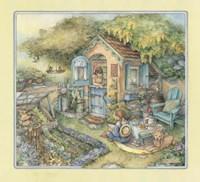 Our Little House Fine Art Print