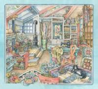 Quiltroom Fine Art Print