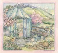 Spring Conservatory Fine Art Print
