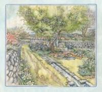 Spring Picnic Fine Art Print