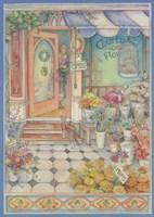 Flower Shop Pumped Fine Art Print