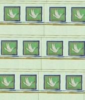 Dove Wrap Collage Fine Art Print