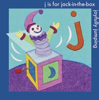 J is For Jack Fine Art Print