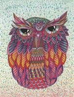 Amazing Owl Fine Art Print