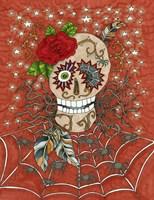 Halloween Skull Fine Art Print