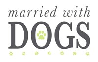 Married With Dogs Fine Art Print