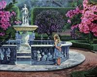 Elizabeth Gardens.tif Fine Art Print