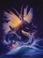 Capricorn Fine Art Print