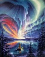 Enchanted Lake Fine Art Print