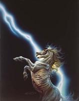 Ghost Rider Fine Art Print