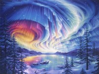 Enchanted Lake 2 Fine Art Print